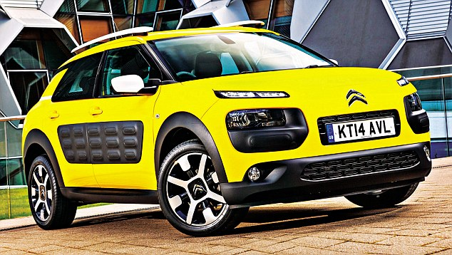 INTEGRATED SOUND PAKKET Citroen Cactus vanaf 2014