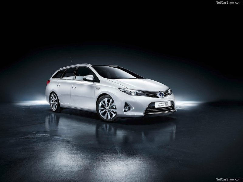 INTEGRATED SOUND PAKKET Toyota Auris Touring Sport 2013