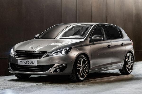 INTEGRATED SOUND PAKKET Peugeot 308 en 308SW vanaf 2013