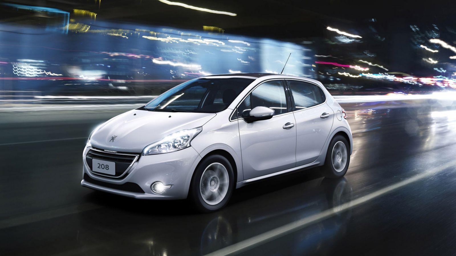 INTEGRATED SOUND PAKKET Peugeot 208/2008 vanaf 2012