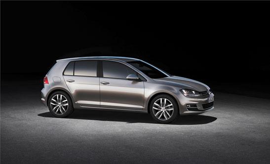 INTEGRATED SOUND PAKKET Volkswagen Golf VII vanaf 2012