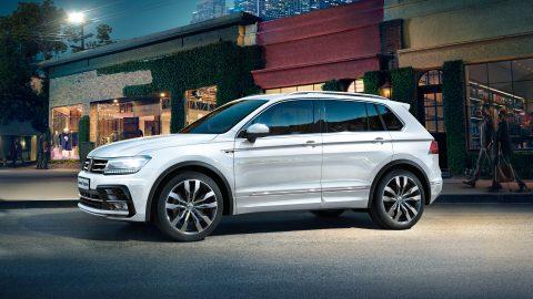 INTEGRATED SOUND PAKKET Volkswagen Tiguan vanaf 2016