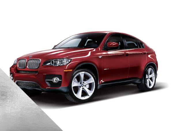 Audio upgrade BMW X6 serie SILVER