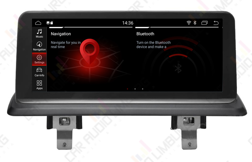 BMW ANDROID 10.0 NAVI 1 SERIE (CIC)