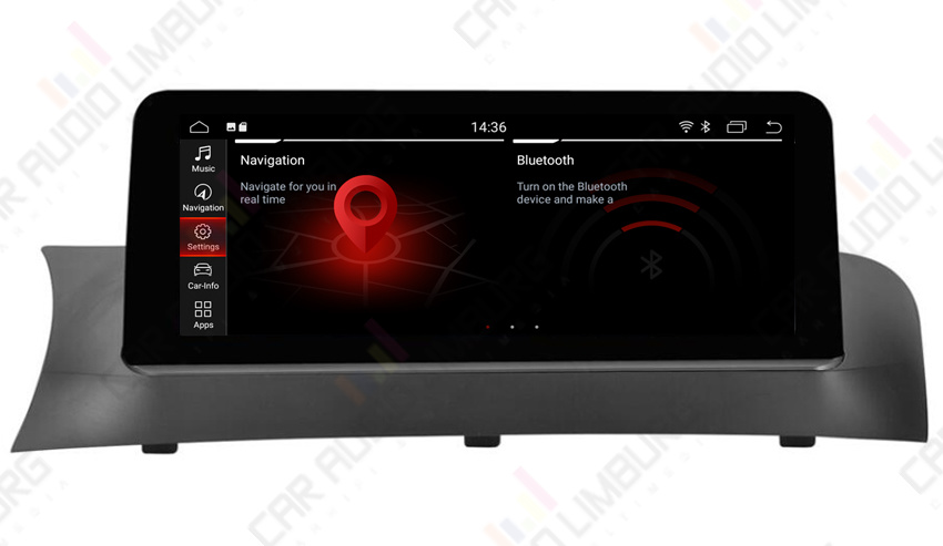 BMW ANDROID 10.0 NAVI X3/X4 SERIE (CIC)