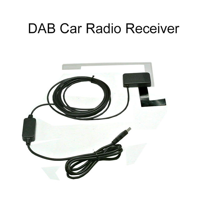 DAB Antenne Android USB