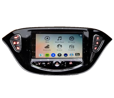 Multimedia/Navigatie Android integratie set Opel & Chevrolet