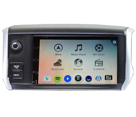 Multimedia/Navigatie Android integratie set Citroen & Peugeot