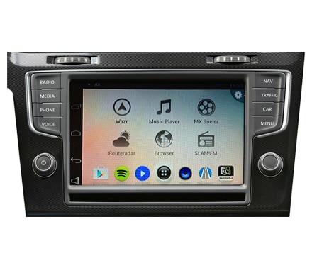 Multimedia/ Navigatie Android integratie set Volkswagen