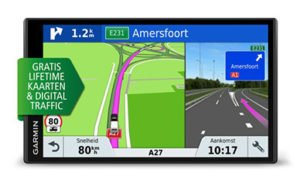 Tomtom of Garmin