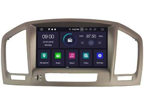 Opel Android 10.0 Navigatie voor Opel Insigna vanaf 2008