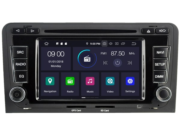 Audi Android 9.0 Navi A3