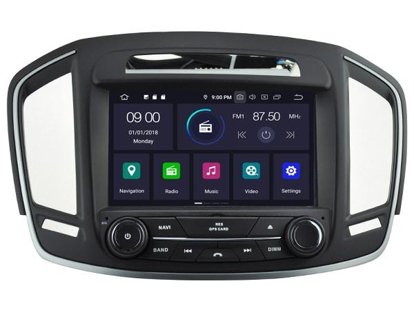 Opel Android 10.0 Navigatie voor Opel Insigna vanaf 2013