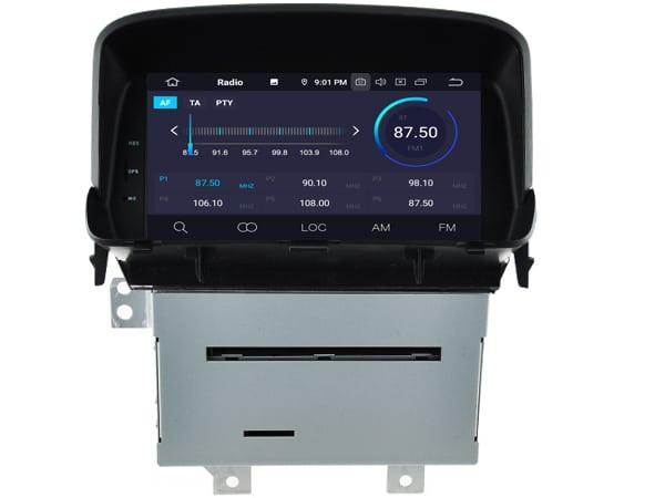 Opel Android 10.0 Navigatie voor Opel Mokka vanaf 2012