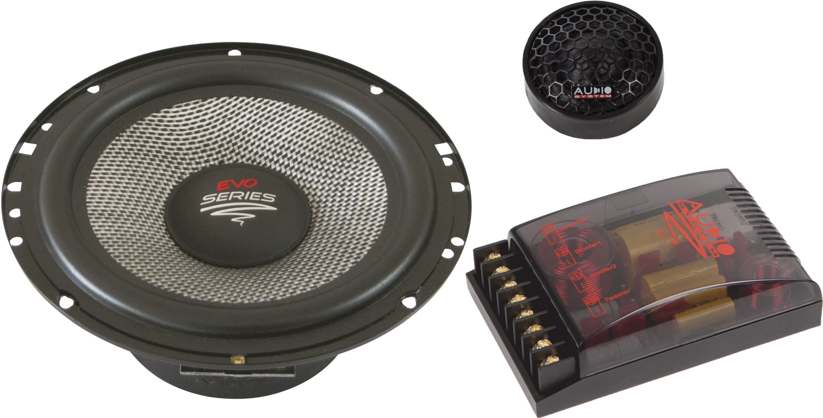 Audio System composet X165 EVO